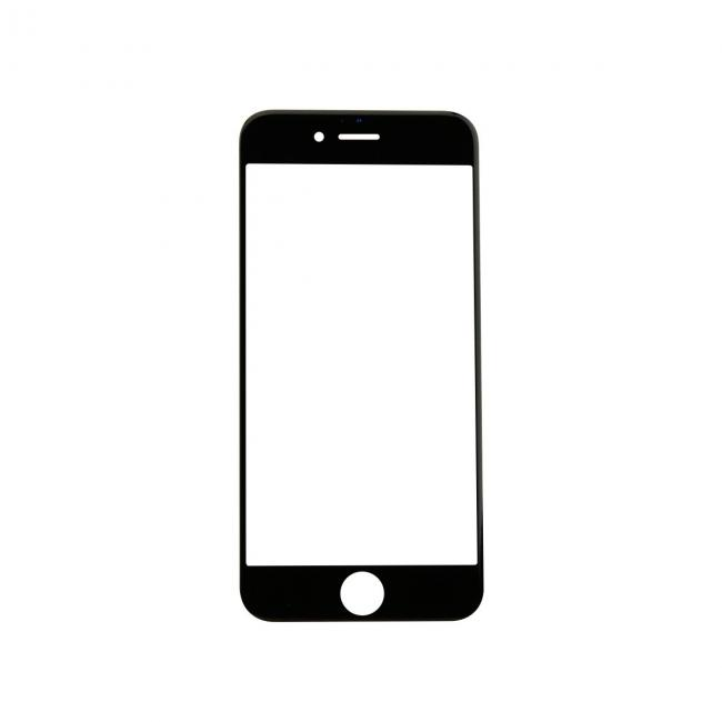 Black iPhone 6s Glass Lens Screen Replacement