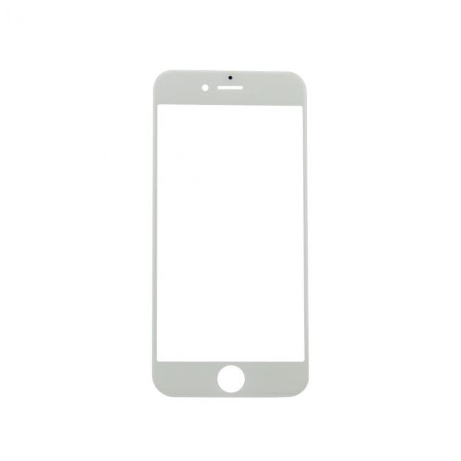 white iPhone 6s Glass Lens Screen Replacement