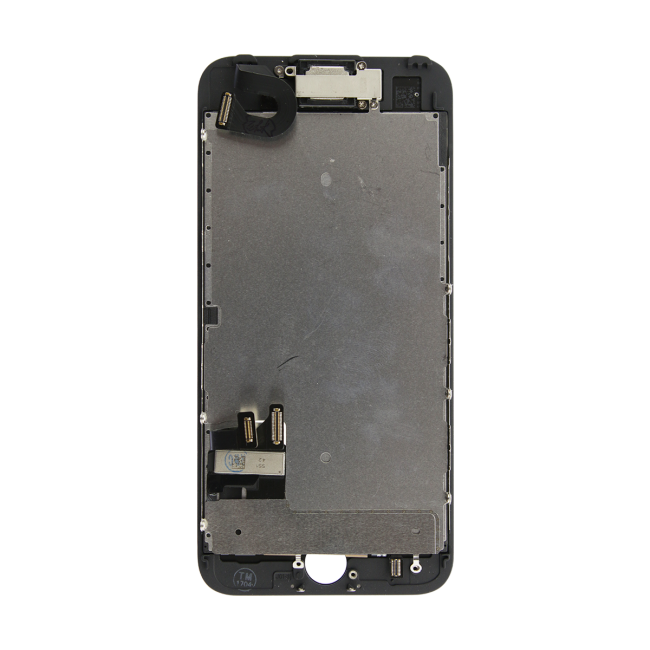 iPhone 7 LCD & Touch Screen Assembly with Small Parts - Black