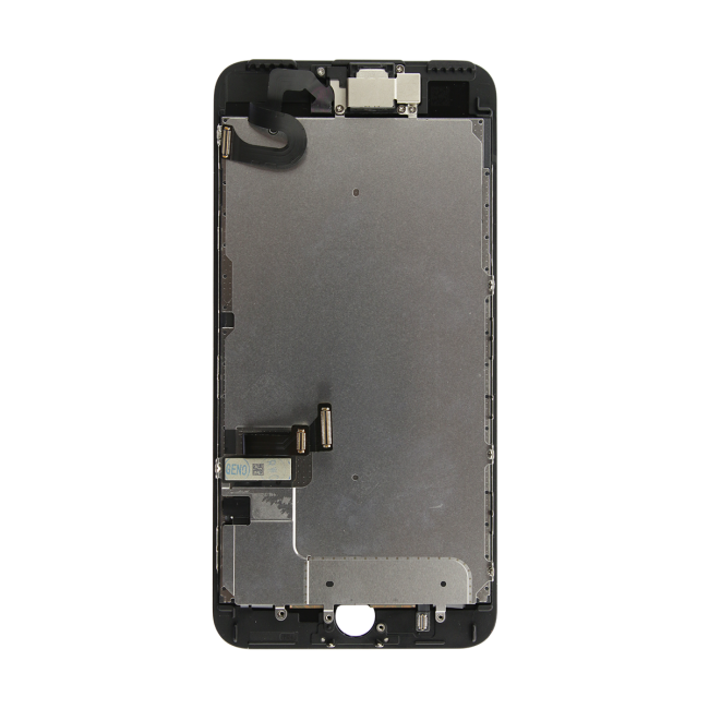 iPhone 7 Plus LCD & Touch Screen Assembly with Small Parts - Black