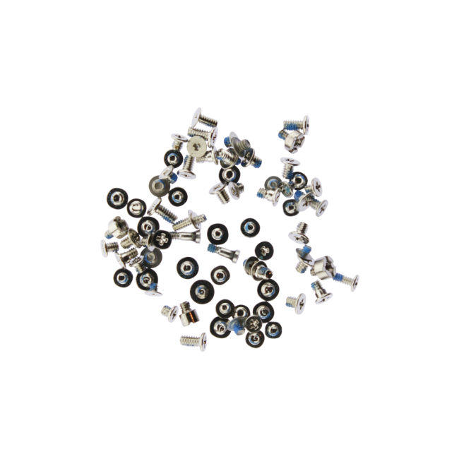 iPhone 7 Screw Set Silver