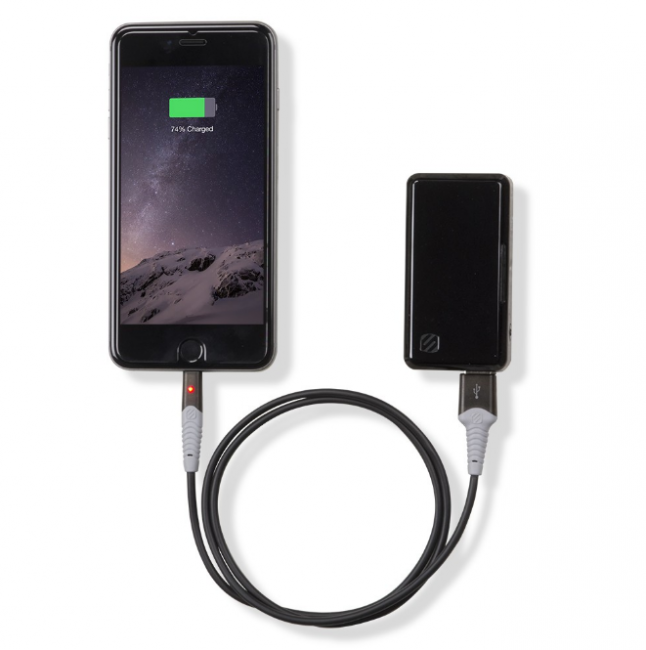 Scosche GOBAT 3000 Portable Wall Charger and Back-Up Battery
