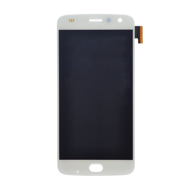 Motorola Moto Z2 Play (XT1710) LCD and Touch Screen - White