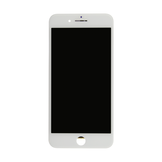 White Aftermarket LCD and Touch Screen for iPhone 7 Plus