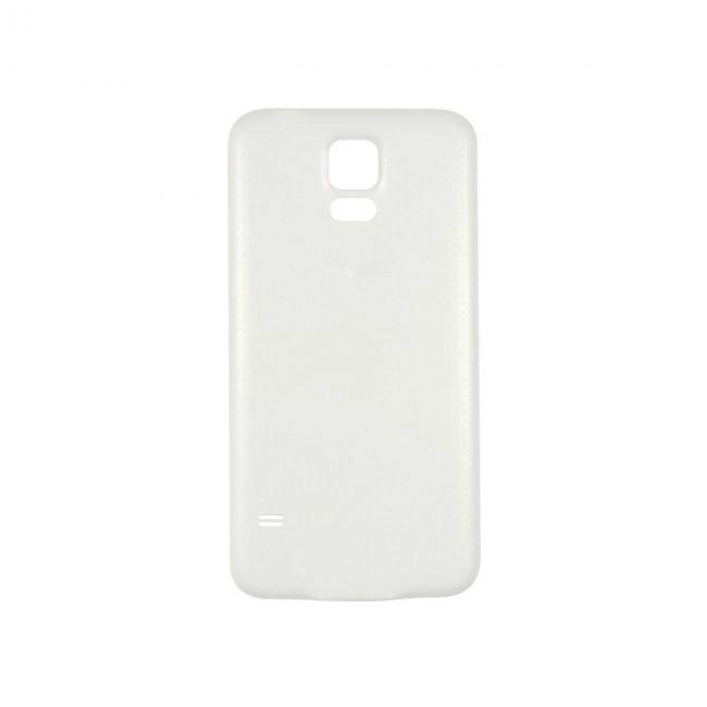 Samsung Galaxy S5 Back Battery Cover Replacement - White