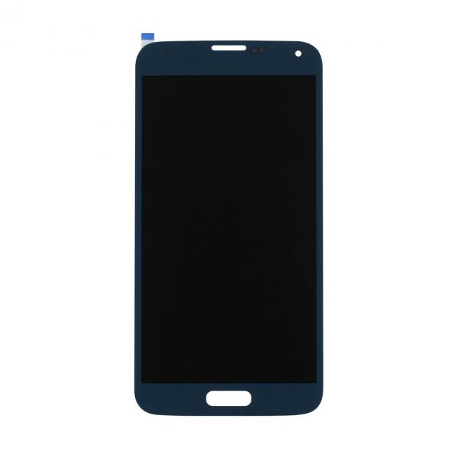 Samsung Galaxy S5 LCD & Touch Screen Replacement - Electric Blue
