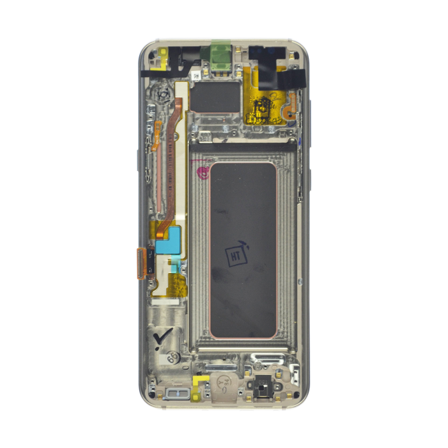 Galaxy S8 Plus (G955) LCD and Touch Screen with Frame - Gold