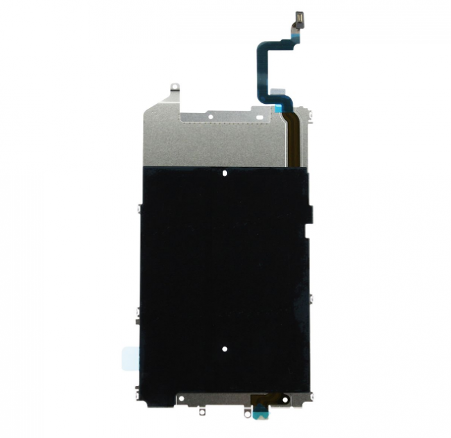 iPhone 6 Plus LCD Shield Plate Replacement with Home Button Cable