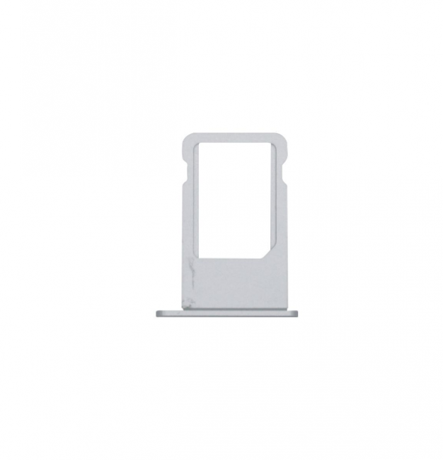 iPhone 6s Plus SIM Card Tray Replacement - White/Silver