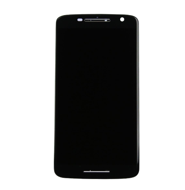 Motorola Moto X Play LCD & Touch Screen Assembly with Frame - Black